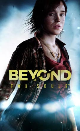 Beyond Two Souls PC Cover Download
