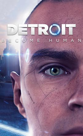 Detroit Become Human PC Cover Download