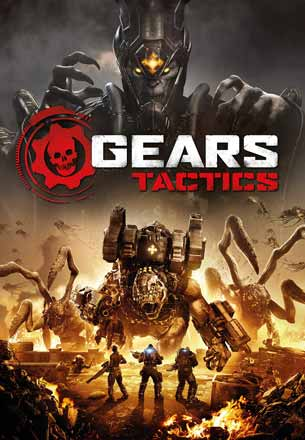 Gears Tactics PC Cover Download