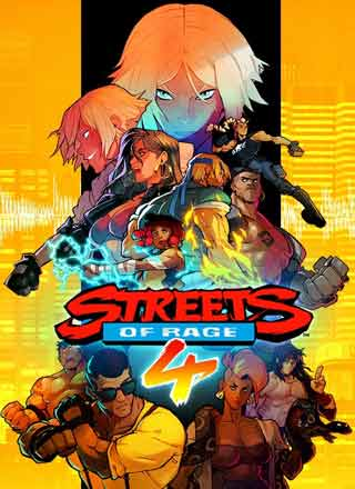 Streets of Rage 4 PC Cover Download