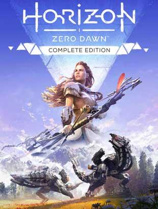 Horizon Zero Dawn PC Cover Download