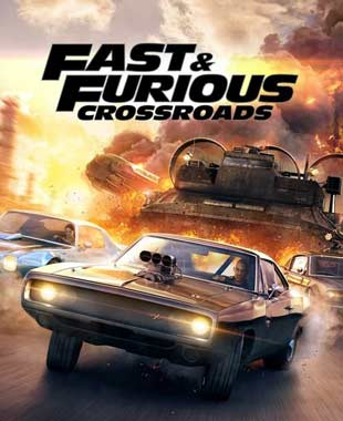Fast & Furious Crossroads PC Cover Download