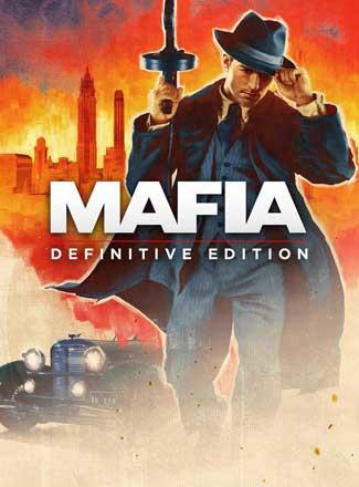 Mafia Definitive Edition PC Cover Download