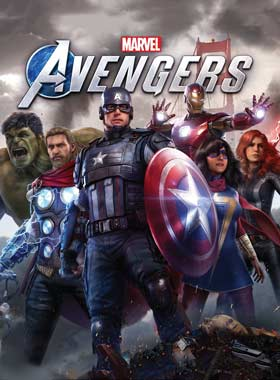 Marvels Avengers PC Cover Download