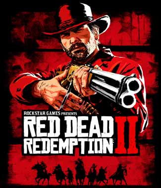 Red Dead Redemption 2 PC Cover Download