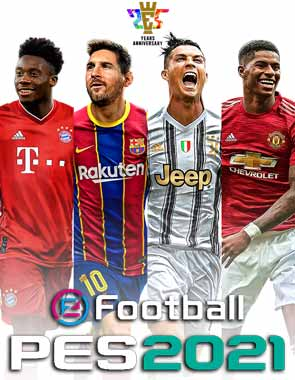 eFootball PES 2021 PC Cover Download