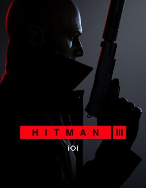 Hitman 3 PC Cover Download