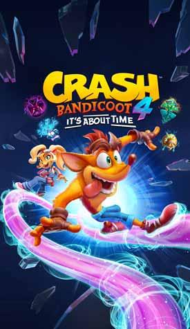 Crash Bandicoot 4 PC Cover Download