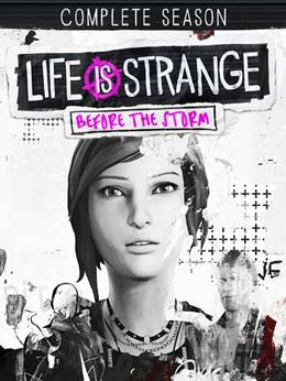 Life is Strange Before the Storm PC Cover Download
