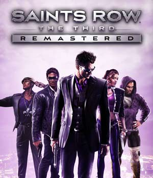 Saints Row The Third Remastered PC Cover Download